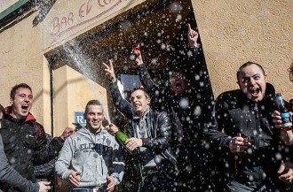 Vés a: La loteria de Nadal reparteix avui 2.240 milions d'euros en premis
