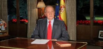 El rei espanyol avisa a Catalunya que cal complir la Constitució