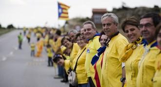 Valls, capital independentista del Camp