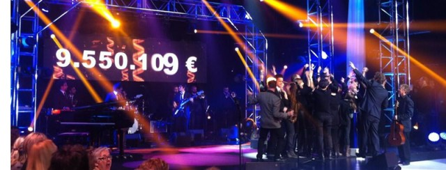 Vés a: 9,5 milions d'euros reafirmen Catalunya com el país més solidari del món en maratons televisives! (VÍDEOS)
