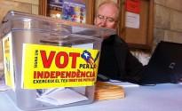 El Baix Camp, una de les comarques més activa a «Signa un vot per la independència»