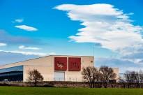 El magatzem de Bonpreu a Balenyà creixerà fins als 25 metres d'alçada