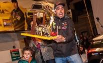 Folgueroles es bolca en l'homenatge a Nani Roma