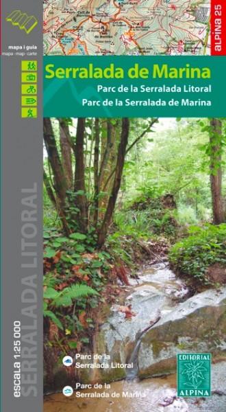 Vés a: Alpina publica el nou mapa de la Serralada de Marina