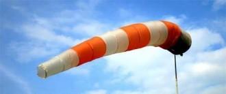 Protecció Civil posa el Bages en alerta per fort vent