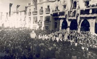 Un 26 de gener tropes de Franco van entrar a Terrassa