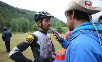 Joan Llordella suma la segona victòria d'etapa a la Trans Andes xilena