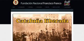La Fundació Franco celebra els 75 anys de la «Catalunya alliberada»