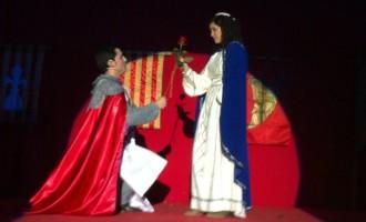 Montblanc ja té Sant Jordi i Princesa de la XXVII Setmana Medieval