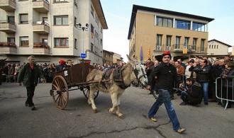 Els Tonis de Santa Eugènia celebren els 125 anys amb un lluït passant