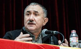 Vés a: Álvarez confia que la pressió electoral sobre el PP desbloquegi l'acord salarial