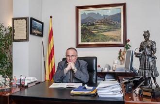 Pere Prat: «Catalunya ha canviat gràcies a la feina dels ajuntaments»