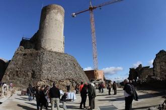 El castell de Montsoriu celebrarà el seu quart aniversari d'obertura al públic