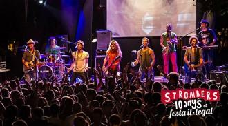 A la venda en línia les entrades per al concert de Strombers el dia 7 a Solsona