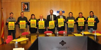 Els ajuntaments del Ripollès se sumen en bloc contra la nova llei local del PP