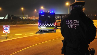 Quatre detinguts més per infrigir la Llei d'Estrangeria en un nou macrocontrol