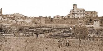 Un assassí va ser executat el maig de 1859 a garrot vil