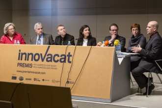Els Premis Innovacat 2014 incorporen Seidor i Technotraf i perden Benito Urban