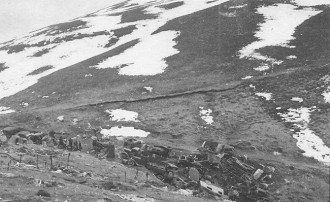 El 13 de febrer de 1939 va acabar la Guerra Civil al Ripollès... i a Catalunya