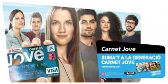 Aprofita els nous avantatges del Carnet Jove!