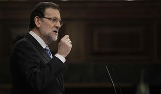 Vés a: President Rajoy insists that he will not give in to the Catalan consultation