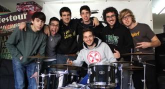 El grup cambrilenc Papagayo inicia la seva gira WAIRUÄ 2015
