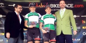 Claudia Galicia guanya l'Andalusia Bike Race