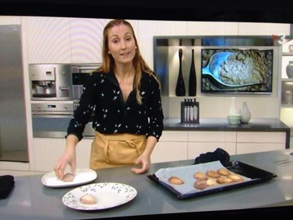 Neus moya durant la seva aparici al programa 39 cuines - Cuines granollers ...