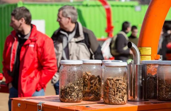 La Fira de la Biomassa de Vic obre les portes