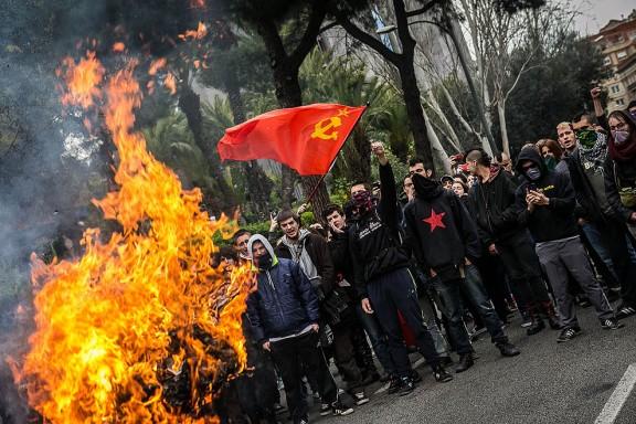 Estudiants en lluita