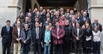 Els alcaldes d'Osona i el Ripollès s'apunten a signar per la independència