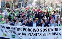 El govern espanyol fa el sord a la protesta de ramaders d'arreu de l'Estat