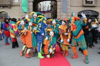 Diumenge de Carnaval a Solsona