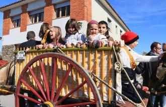 Sant Miquel de Balenyà pren el relleu de la festa dels Tonis