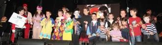 El concurs de disfresses infantils llueix un any més nivell i originalitat