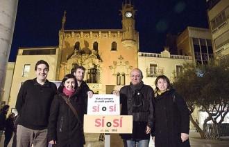 Mariona Serra i Pep Mur són els dos candidats a les primàries d'Esquerra – Acció Granollers
