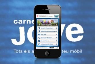 Encara no has utilitzat l'App del Carnet Jove?