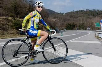 Una multa a la C-17 irrita els ciclistes