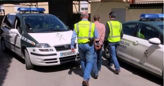 Detingut a Jaén el marit de la dona morta divendres a Barcelona