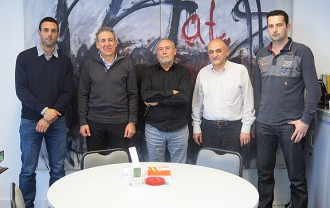 La Plataforma de la Mineria es troba amb sindicats i partits
