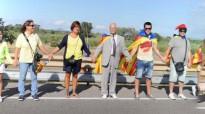 Vés a: Via Catalana: més vídeos i fotos