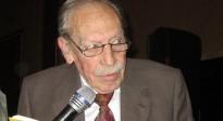Cultura homenatja l'escriptor Gerard Vergés a Tortosa