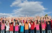 Un multitudinari concert coral reuneix alumnes de sis poblacions osonenques