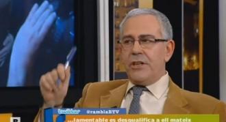 Bolaño compara l'Alzheimer de Maragall amb els pakistanesos de Collboni