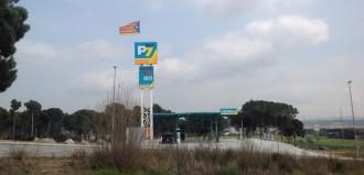 Petro7, a l'Ametlla del Vallès, ofereix benzina més barata per anar a la Via Catalana