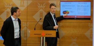 Vés a: Tortosa preveu estalviar 3,2 M€ en 12 anys amb l'enllumenat