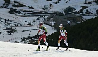 Cap de setmana amb doble ració de cronoescalades d'esquí de muntanya
