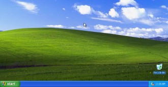 Adéu, Windows XP