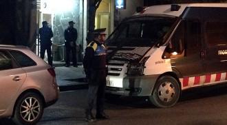 Batudes policials a Reus