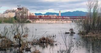 ICV rectifica la proposta al Parlament de revisió a la baixa dels cabals del riu